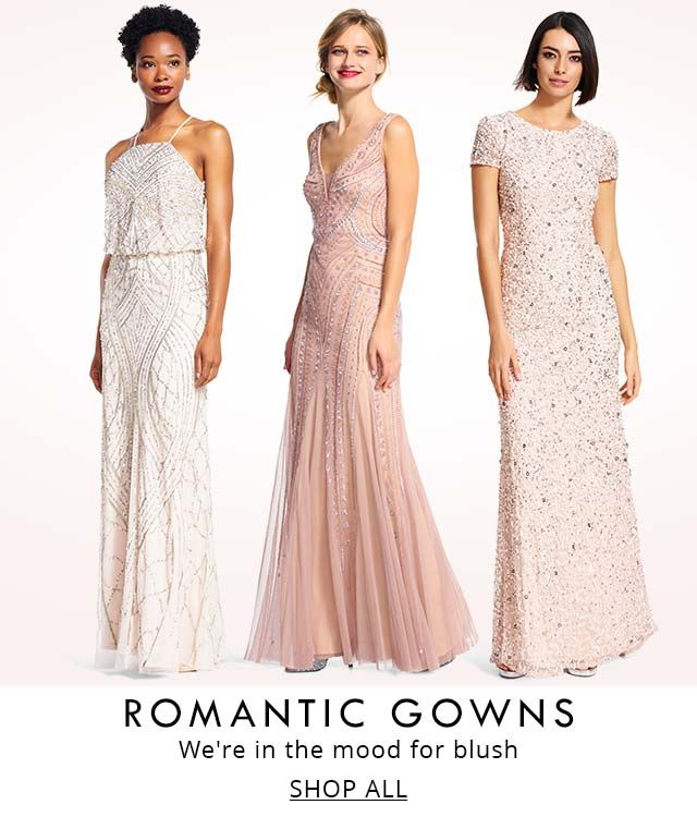 Shop Romantic Evening Gowns on Dillards.com | Carols formal wear ...