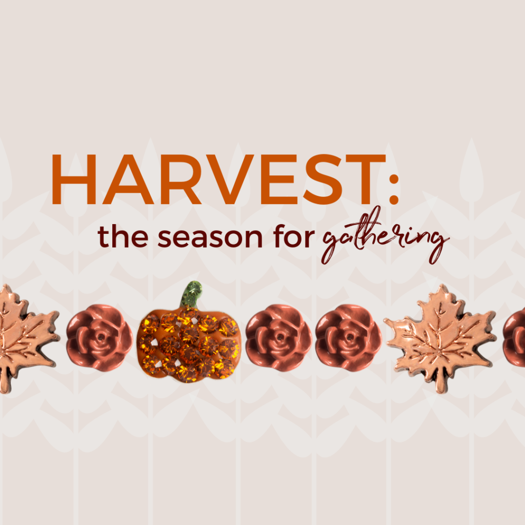 Photo of Harvest Graphic with Origami Owl Charms