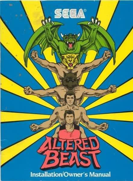Sega's Altered Beast (1988) | Video games | Video game