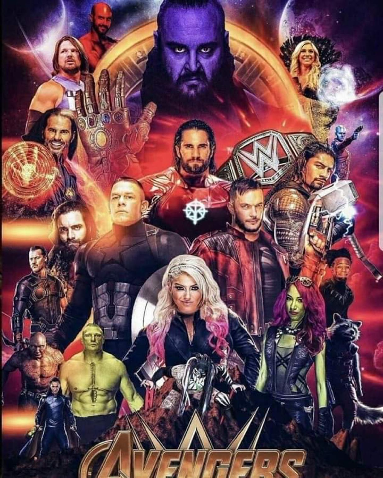 Pin by T.J. Waege on WWE Wrestling Moments (With images