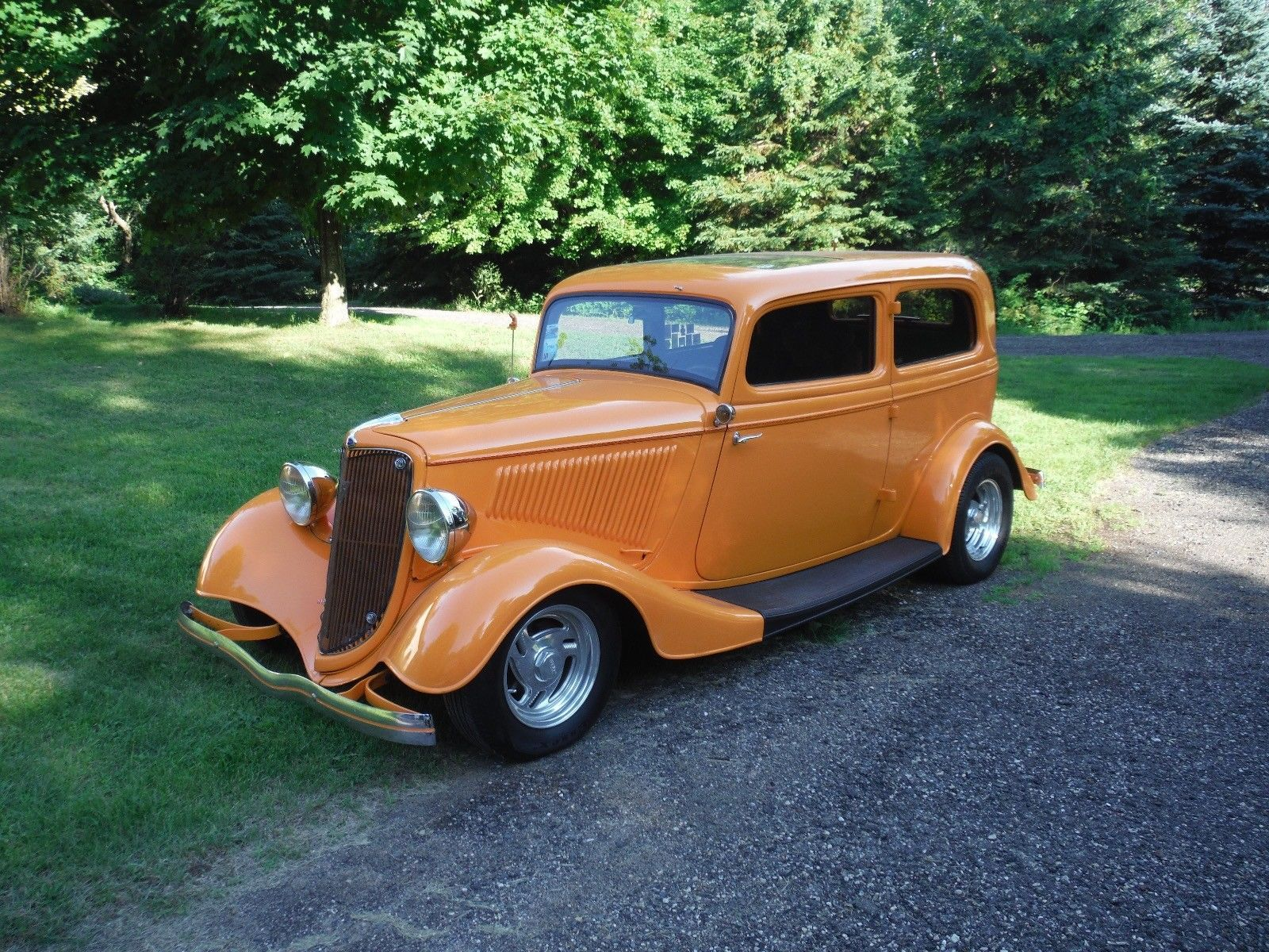 Cool Awesome 1934 Ford Other 1934 ford 2-door sedan street rod 2018 ...