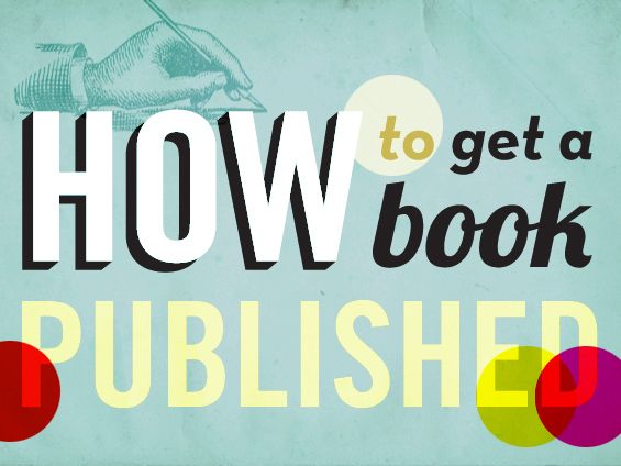 how to write a book and get published