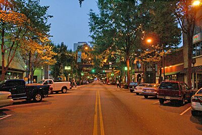Downtown Sarasota Main Street