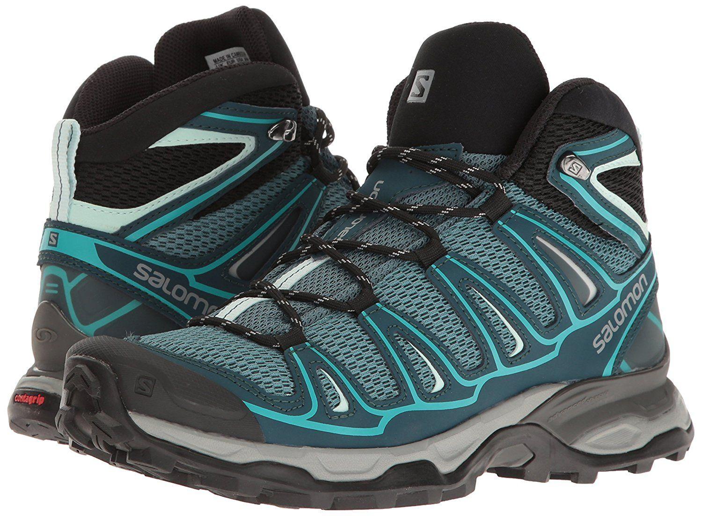 Salomon Women's X Ultra Mid Aero W Hiking Boot >>> Find out