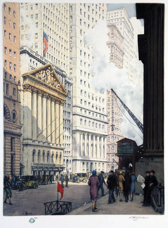 New York Stock Exchange, 1927