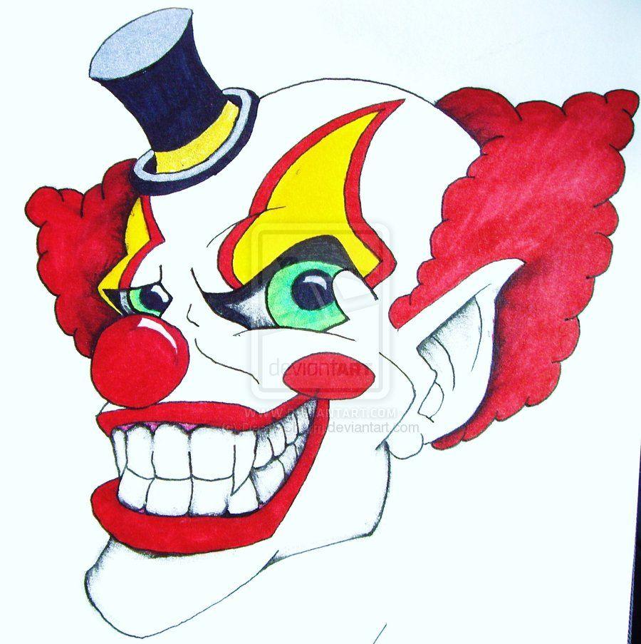 more evil clowns evil clown tattoos clown tattoo clowns tattoo