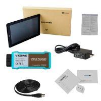 VXDIAG VCX NANO Wifi for Porsche Piwis ii Tester with Win10 Tablet