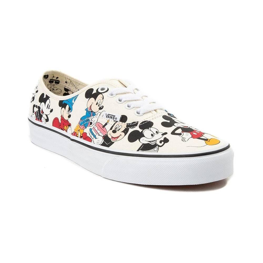 cf5c83b1e55 Disney x Vans Authentic Skate Shoe - Mickey s Birthday - 497317 ...