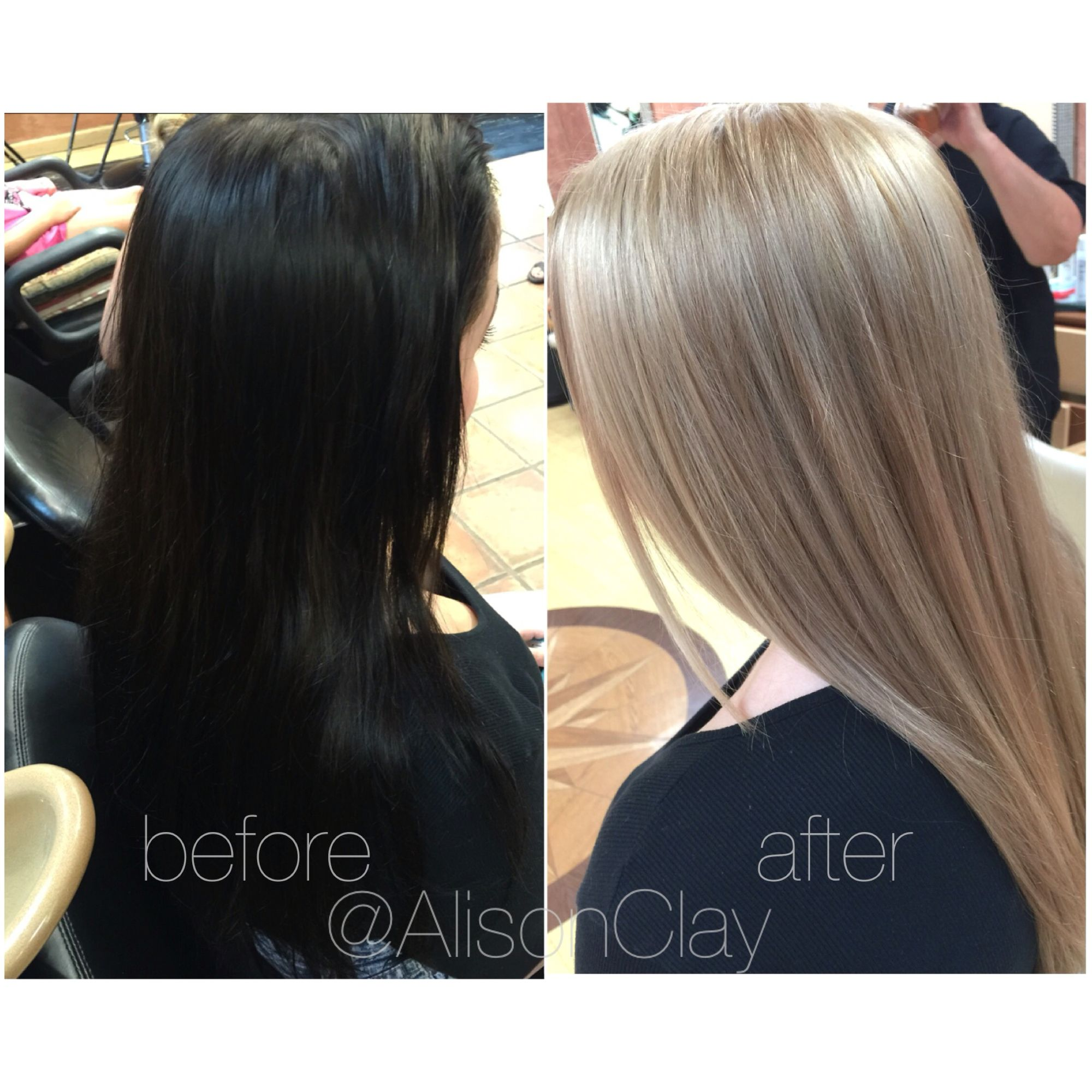 Instagram Alisonclay Before After Color Correction From Black