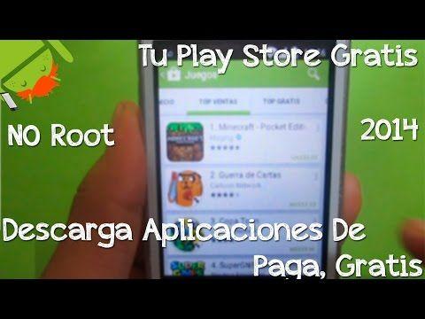 Descarga Aplicaciones De Pago GRATIS En Android  - FreeStore - CesarGBTutoriales - YouTube