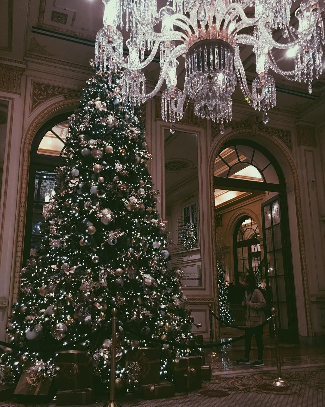 Inside The Plaza Hotel Nyc Home Of Home Alone 2 Christmas Time Is Here Christmas Aesthetic Christmas Spirit
