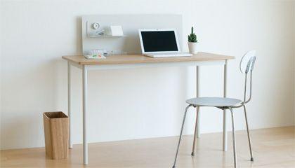IKEAと無印良品のデスクを使った部屋のアイディア画像まとめ - NAVER まとめ