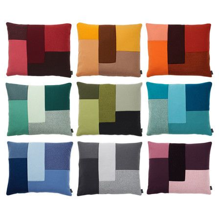 Brick Cushion - Wool, 20x23, $93, Insert Included