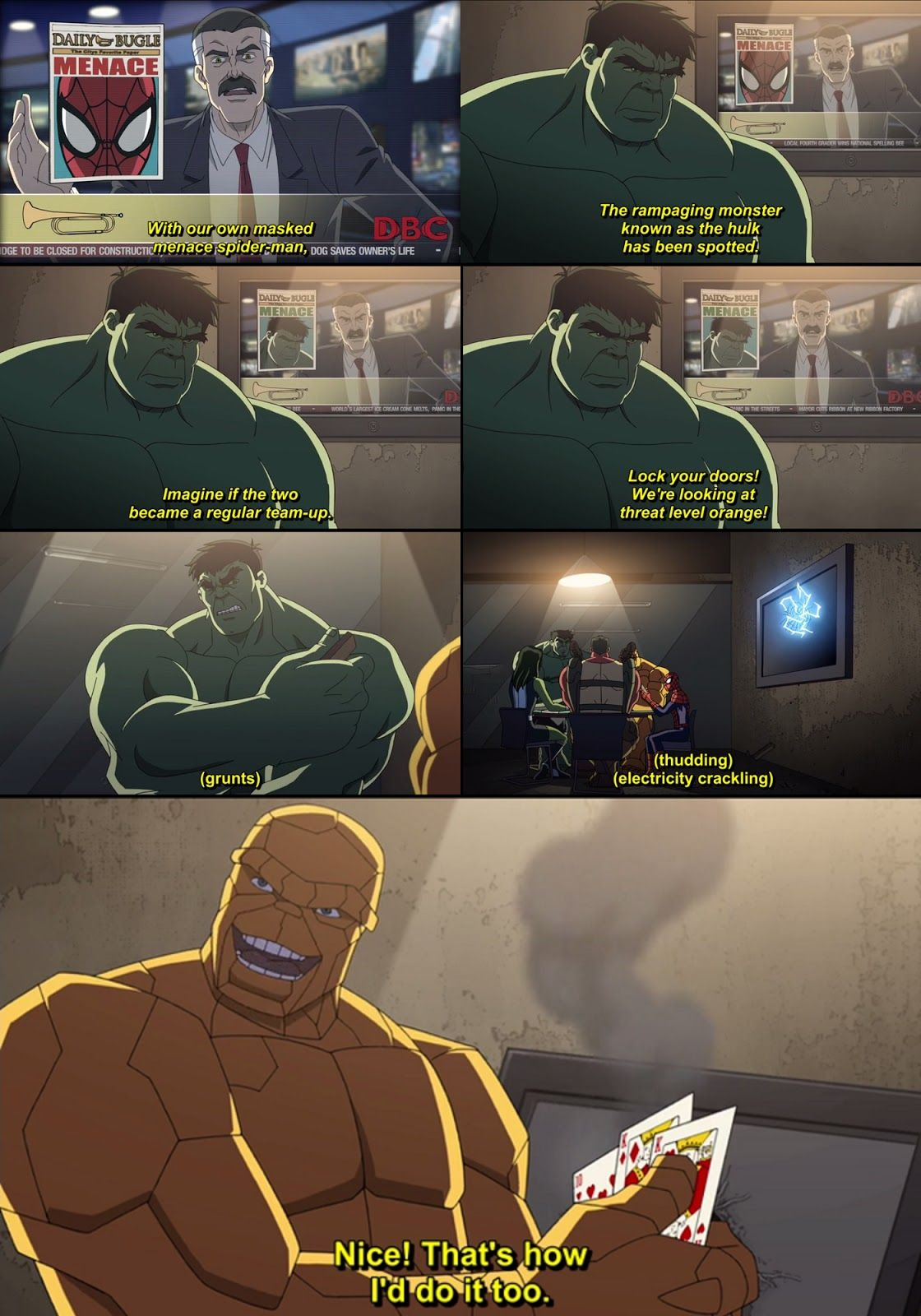 Hulk Quotes Hulk And The Agents Of S.m.a.s.h Quotes  Marvel Tv Series Quotes