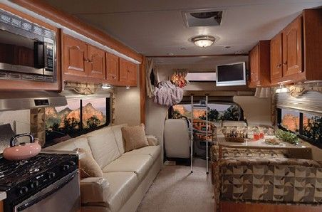 Awesome Class A Motorhome Interior Class A Rv Weight  Motorhome Reviews