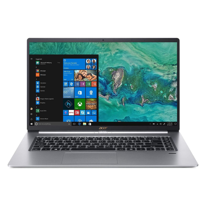 Acer Swift 15 6 Inch 2018 Core I7 8565u 16 Gb Ssd 512 Gb