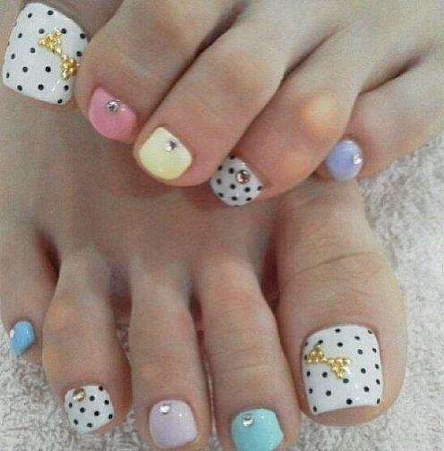 Cute Toenail Designs Tumblr Cute Toe Nail Designs Best