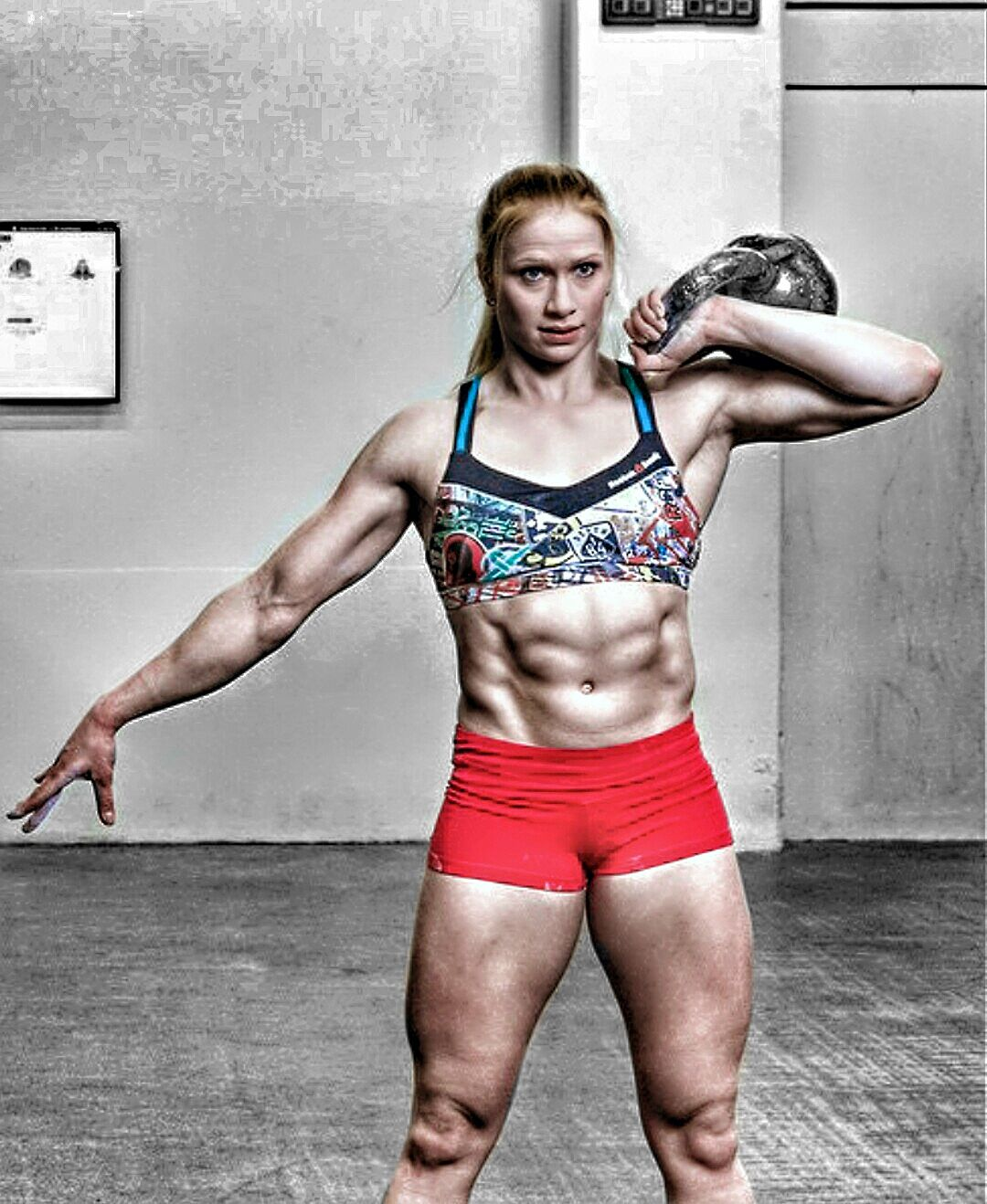 Crossfit Body Women Annie Thorisdot...