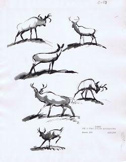 Marc Davis - Bambi