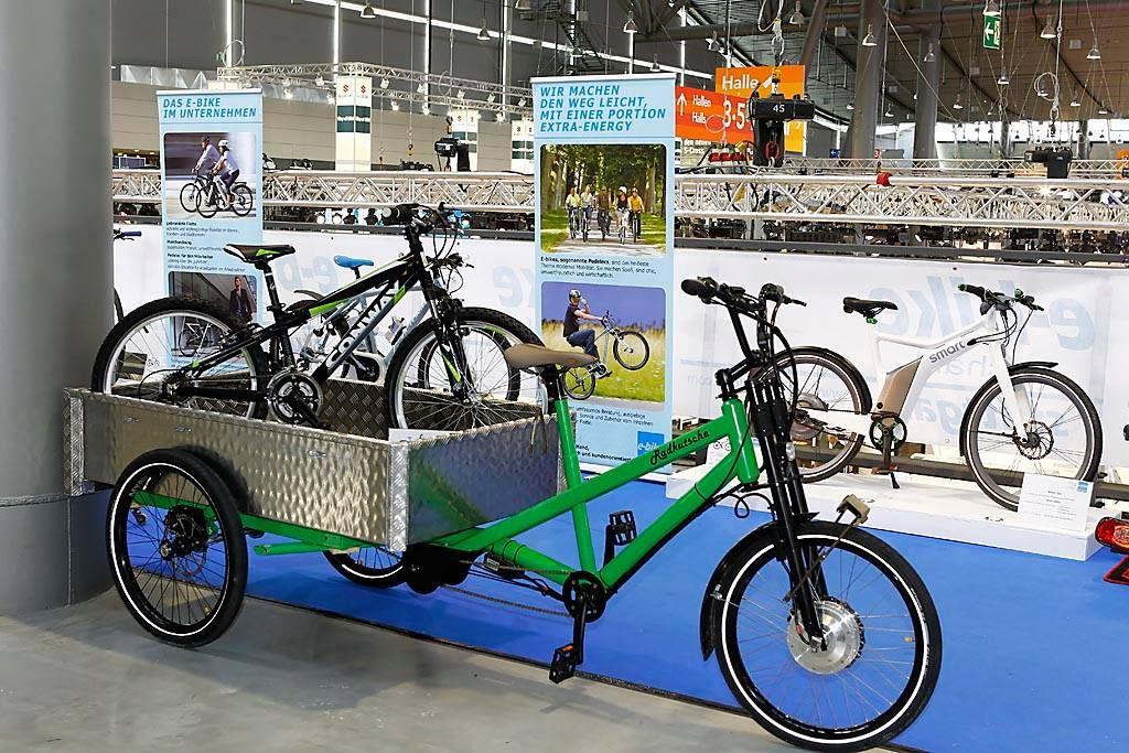 Fahrrad - transportiert Fahrrad! Das Musketier ist perfekt für den Transport seiner Artgenossen.