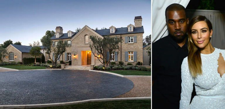 Kim And Kanye Now Own A Vineyard Celebrity Houses Kim And Kanye Famous Interior Designers