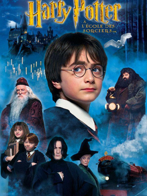 Harry Potter A L Ecole Des Sorciers Harry Potter Film Regarder Harry Potter Harry Potter