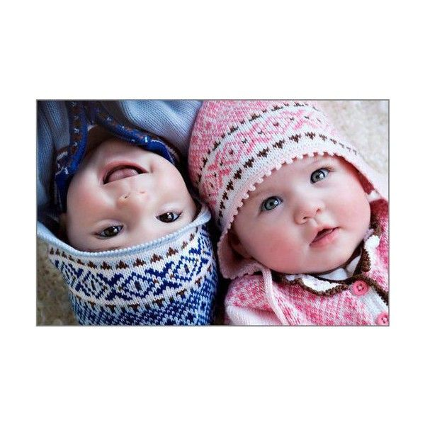 Image gallery for cute twin babies tumblr ❤ liked on polyvore featuring baby people