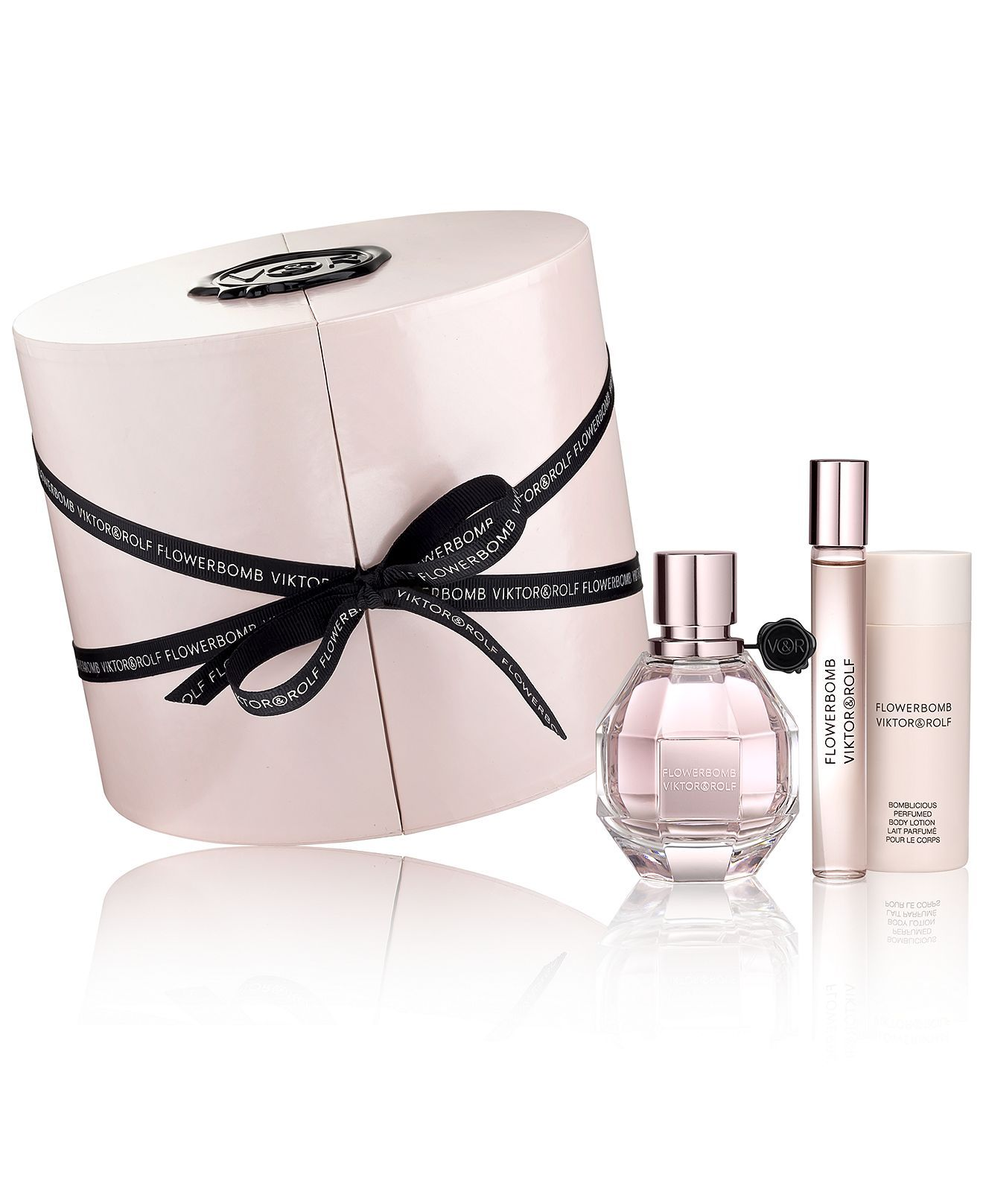 Viktor Rolf Flowerbomb Gift Set Perfume Beauty Macy S Perfume Gift Sets Perfume Gift Beauty Gift Sets