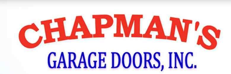 Chapmans Garage Doors Provides Garage Door Repair Maintenance And