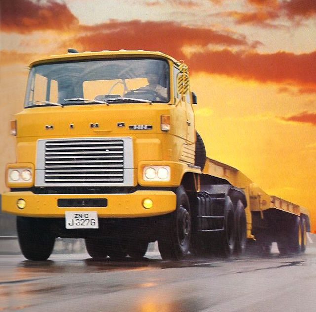 2018 Hino 155dc Custom Open Body Landscape Truck Hino Trucks