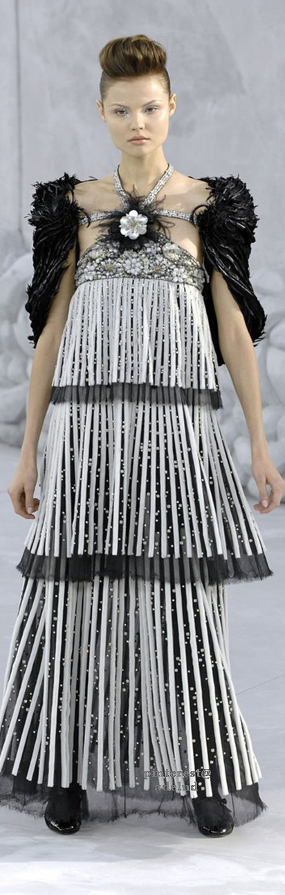 Chanel, Spring/Summer 2008, Haute Couture