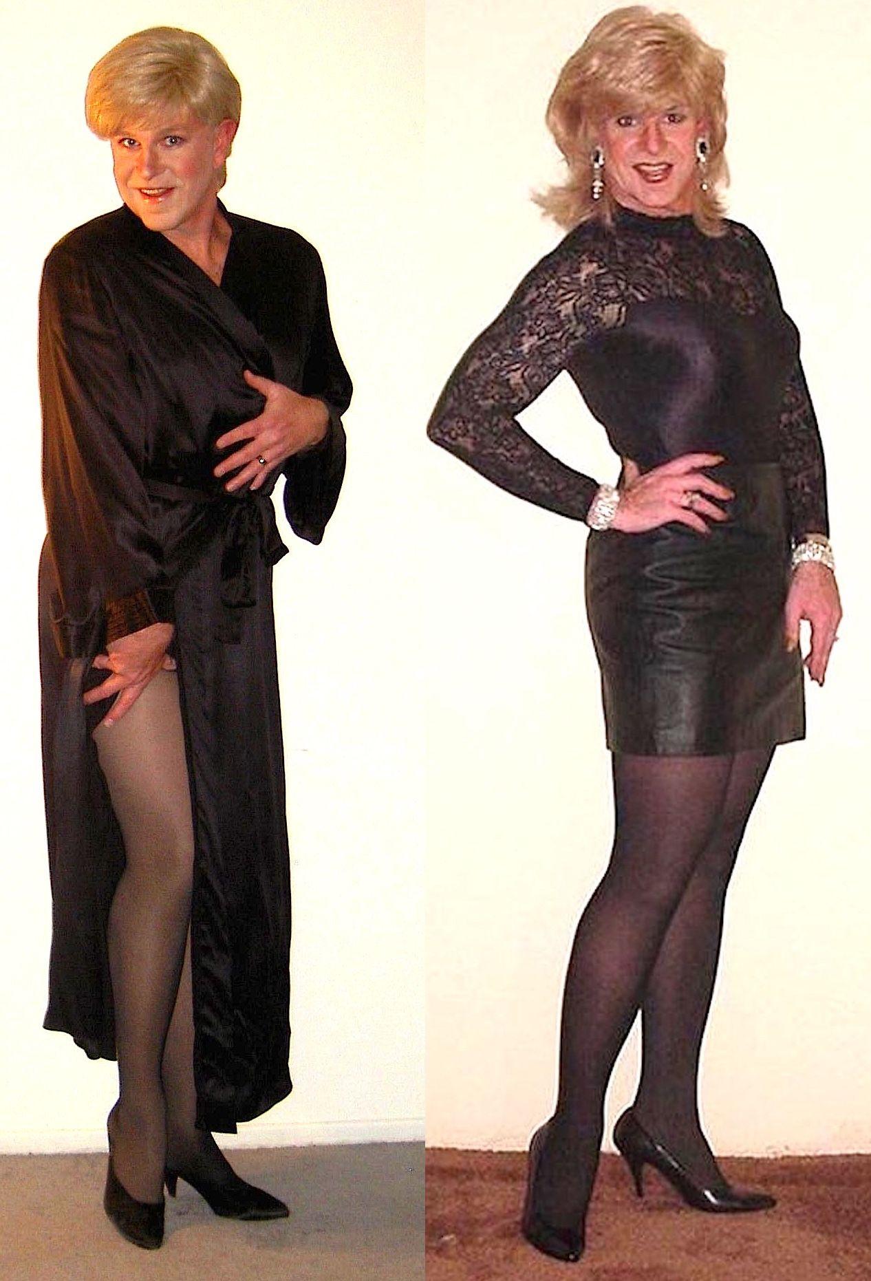 Women crossdresser