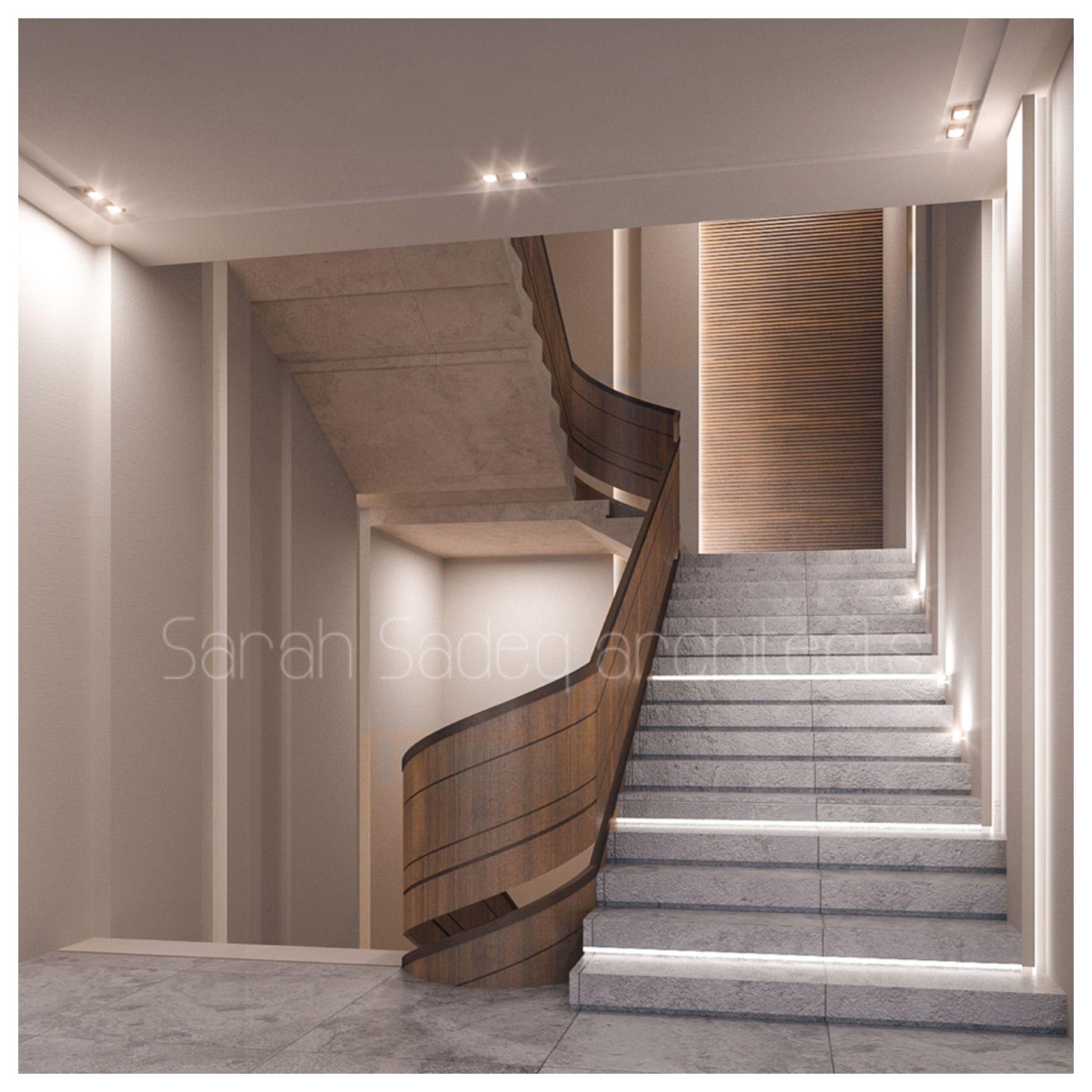 Interior Private Villa Sarah Sadeq Architects Kuwait