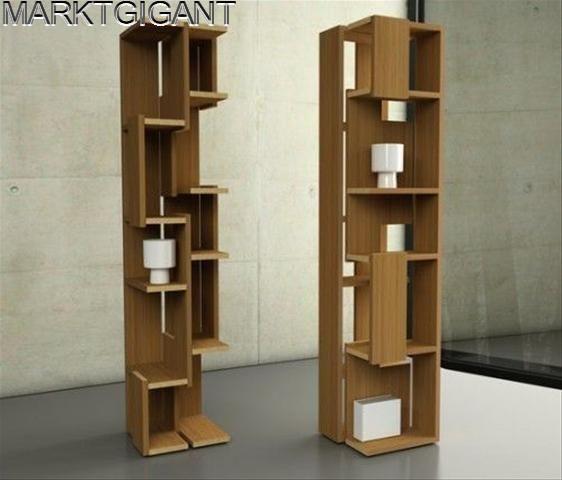 Uniek design boekenkast