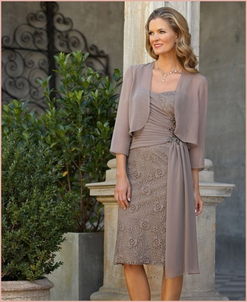 11 Magnificent Casual Mother Of the Bride Dresses for