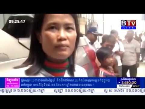 BTv Live TV, Khmer Security today, Cambodia news hot news, 05 Jan