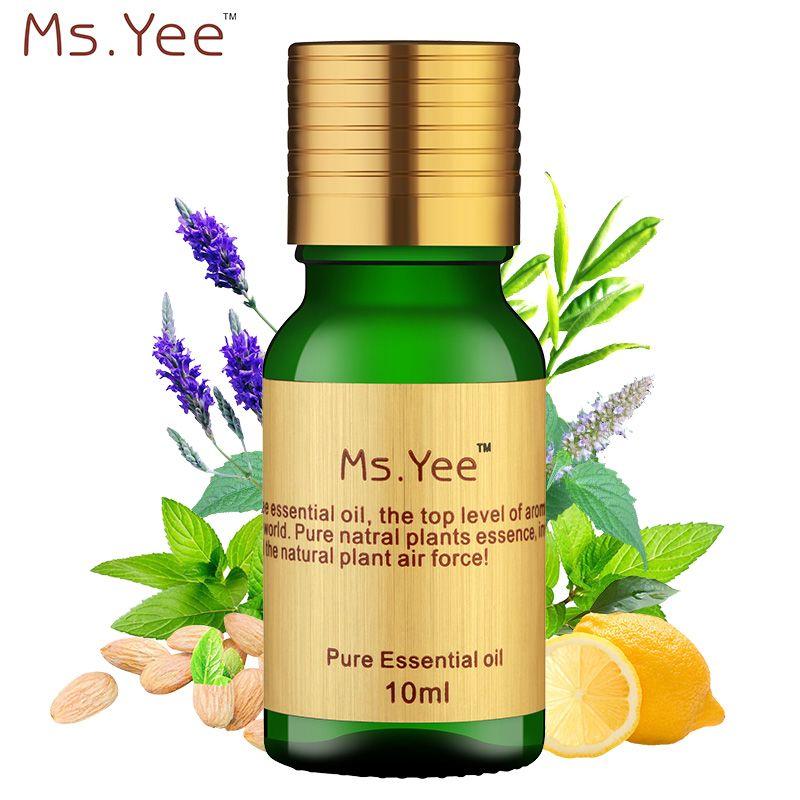 100% Odore Oli Essenziali Estratti Naturali di Piante Aromatiche Rilascio di Ormoni Aiutano a Rilassare il Corpo e La Mente Migliore Aromaterapia Olio 10 Ml