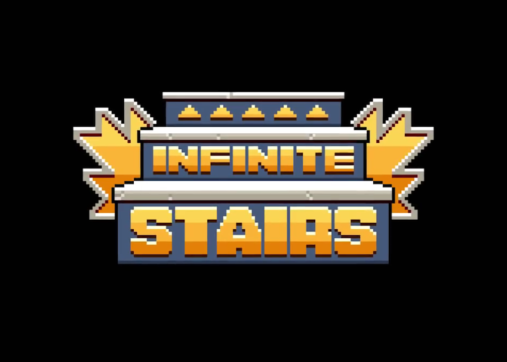 Infinite Stairs VIP Mod Download APK(이미지 포함) 로고, 계단