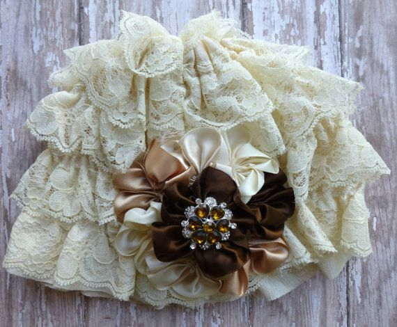 Vintage Inspired Cream Lace Hat. $16.95, via Etsy.