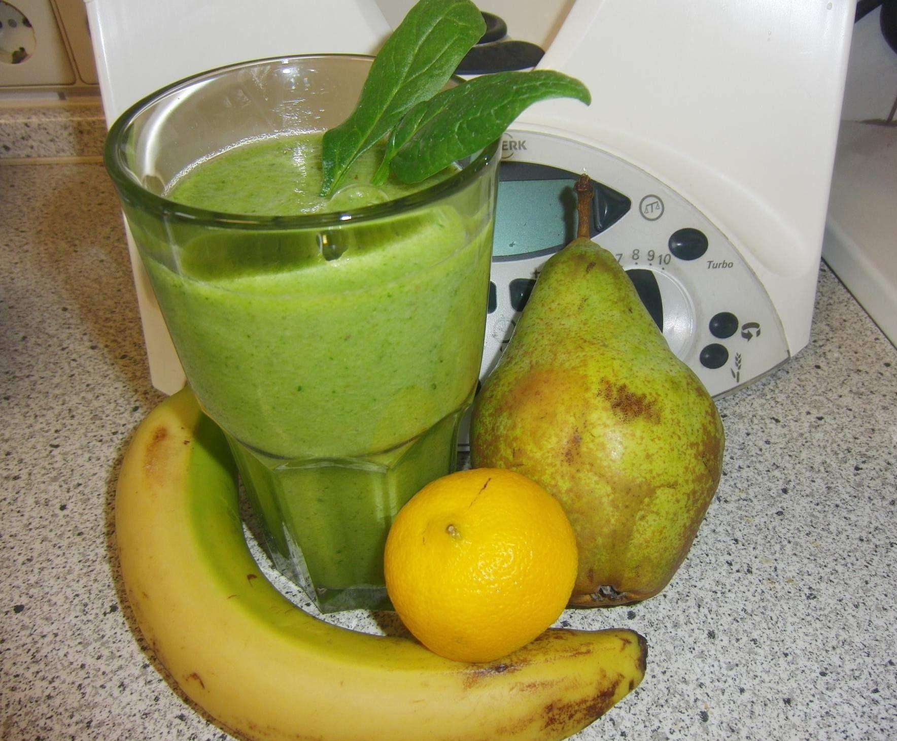 Wie man grünen Saft zur Gewichtsreduktion zubereitet