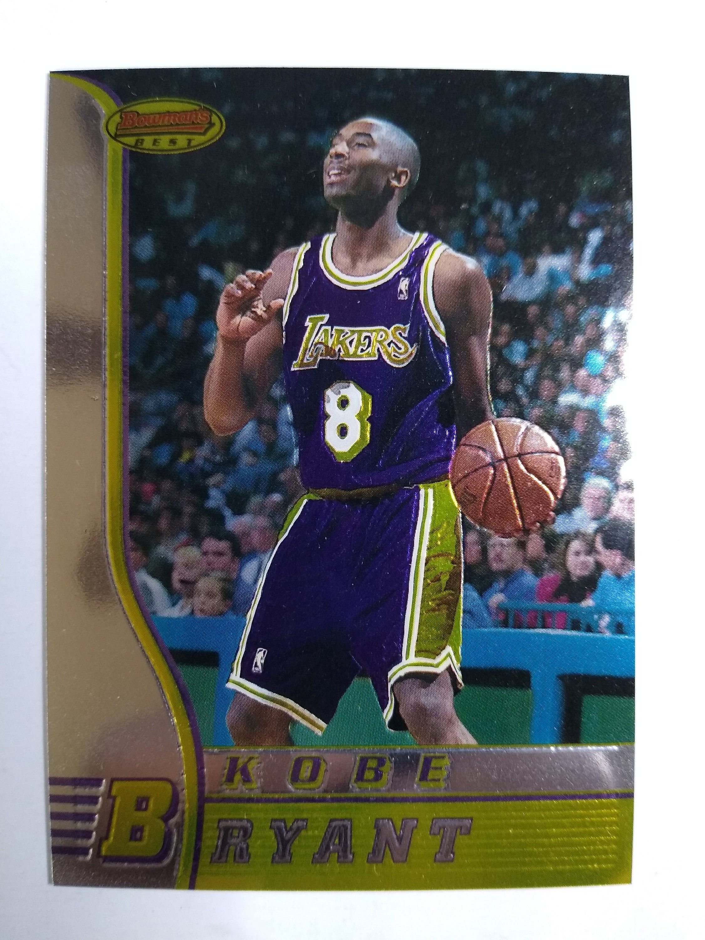 kobe bryant basketball cards what are they worth