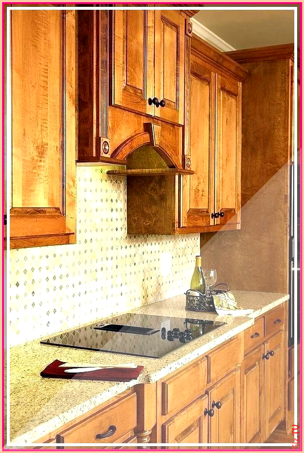 10 amazing kitchen flooring ideas with honey oak cabinets