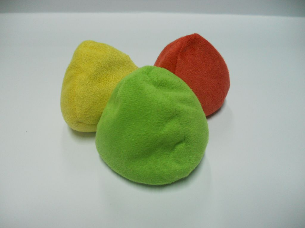 We make this hacky sack/ footbag by our factory! so great