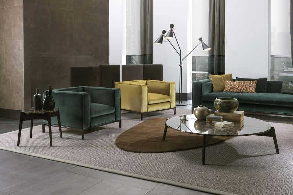 Taylor Junior Armchair By Frigerio Now Available At Haute Living