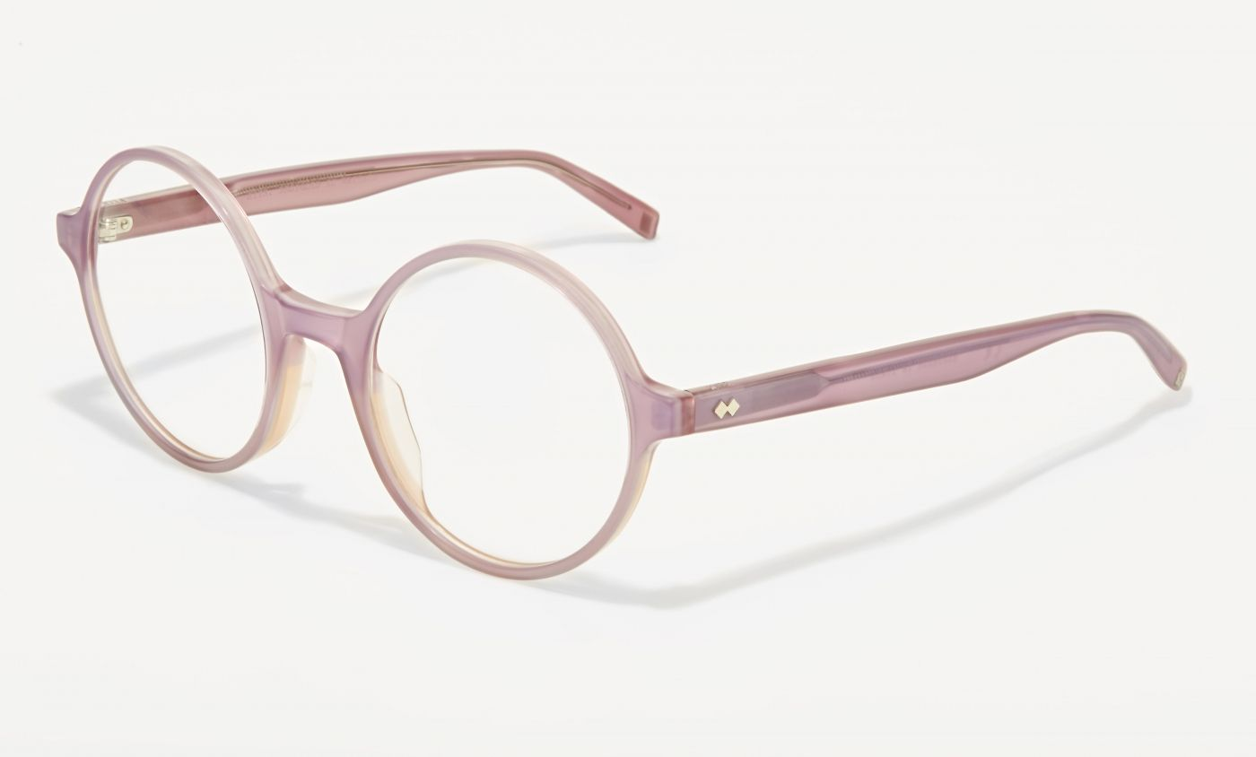 5a60bc64ca Lilac Abbey round glasses by KITE Eyewear
