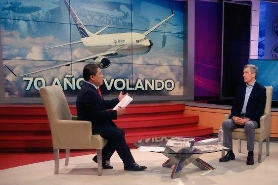 Presidente de Copa Airlines: Nuestra intención es no abandonar el ... - Panorama.com.ve
