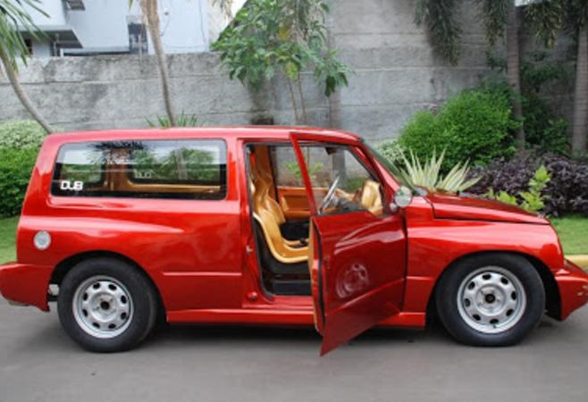 Cara Modifikasi Suzuki Escudo Agar Lebih Modern Dan Elegan