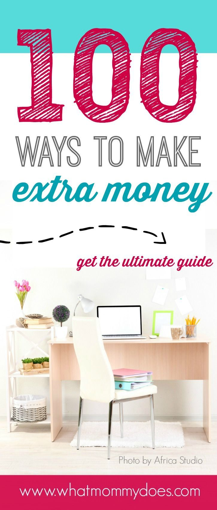 List of 100+ Ways to Make Money - How to Make Extra Cash | Extra ...