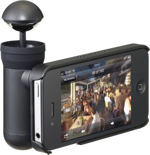 For iPhone 4/4S bubblescope - Engadget Japanese