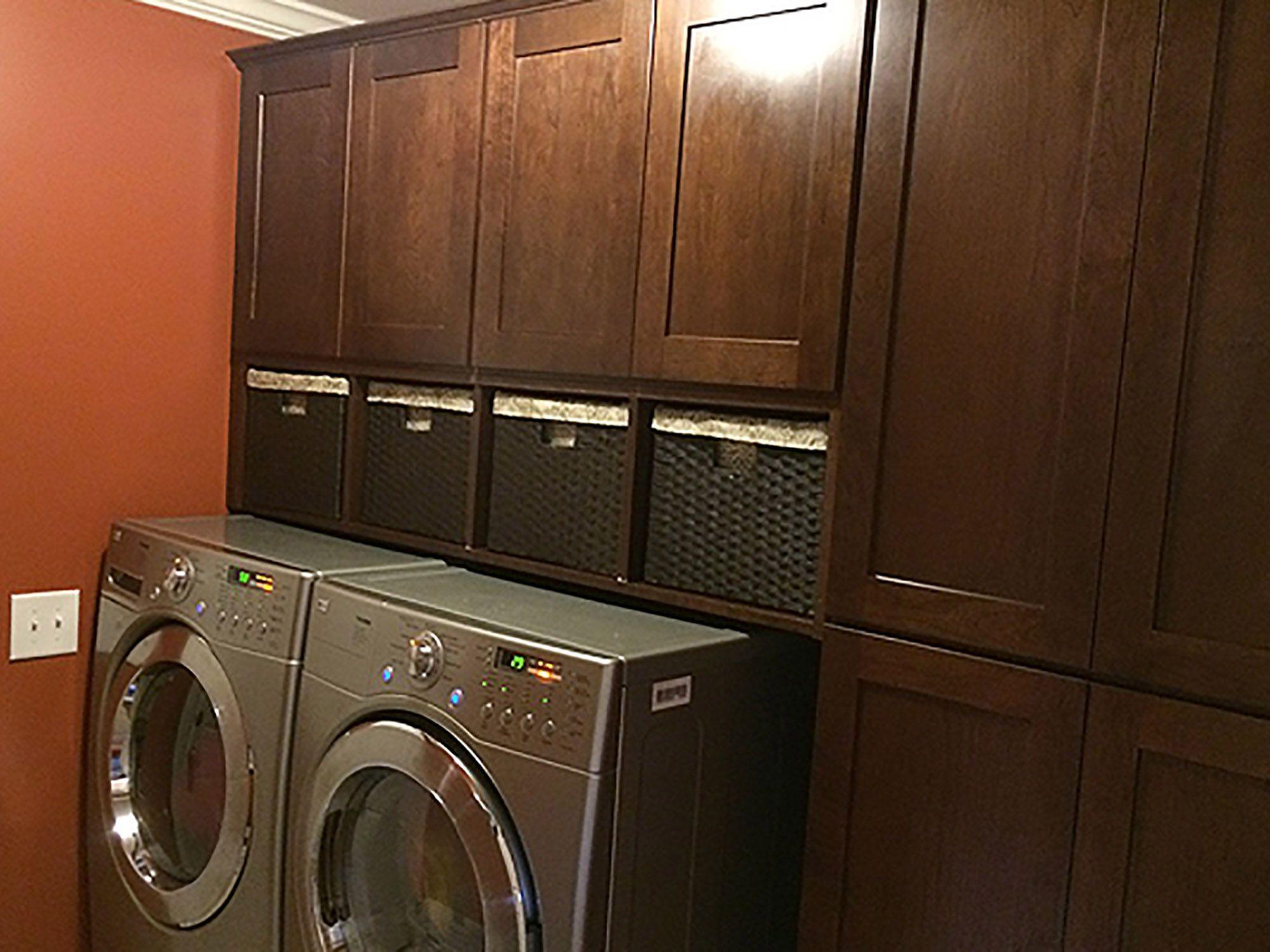 Duluth Minnesota Kitchen Renovation Features CliqStudios Carlton Painted  Linen Bisque Glaze Cabinets